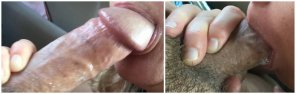 amateur photo Wife Loves My Thick Cock [OC]