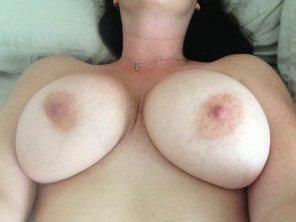 amateur photo Massive boobs
