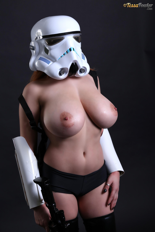 Stormtrooper Porn