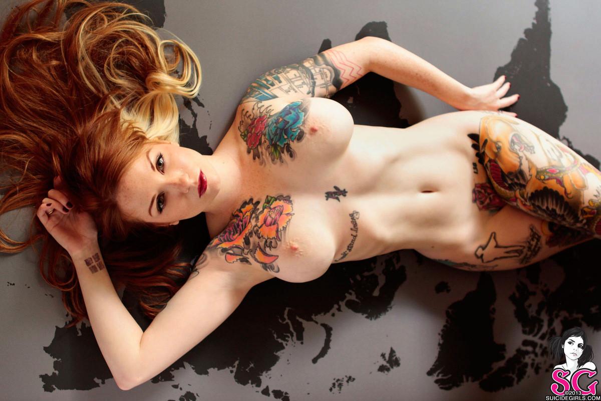 Actriz Star Wars Video Porno tattooed goddess porn pic - eporner