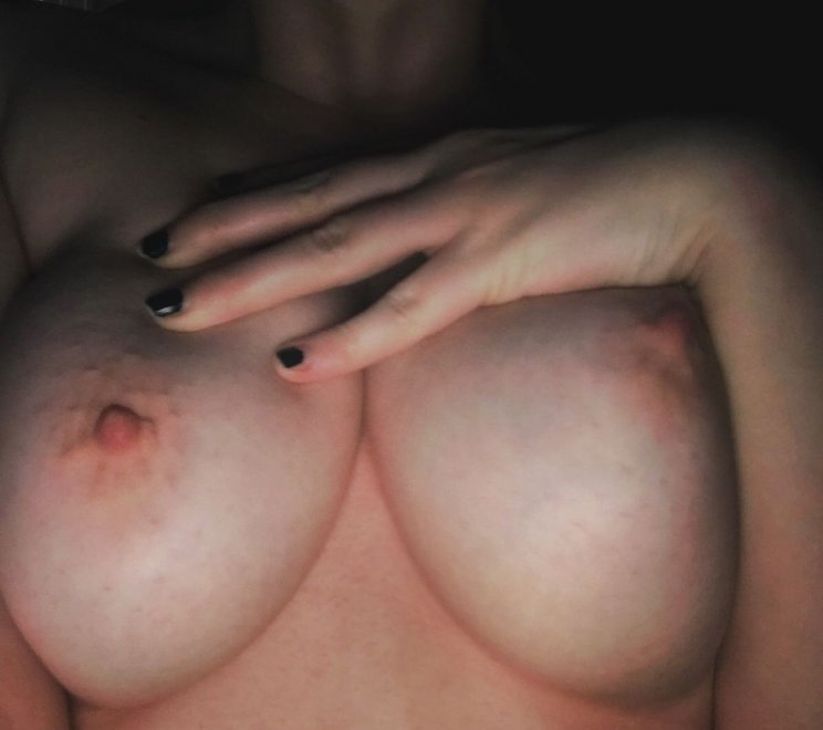Her lovely breasts :) Porn Photo