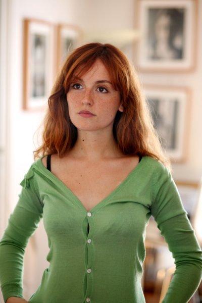 French Comedienne; Justine Le Pottier Porn Photo