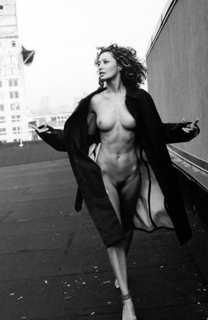 amateur photo Sante D'Orazio American photographer, unknown model
