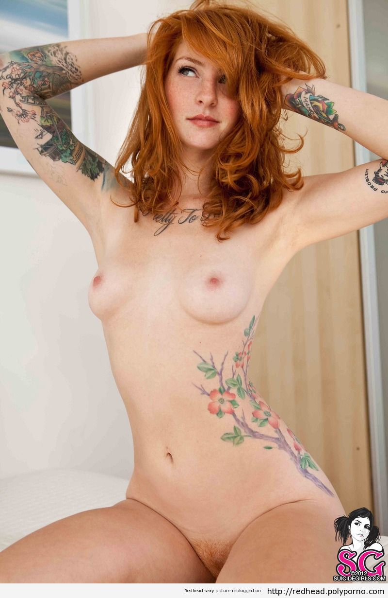 Red Head Milf Threesome