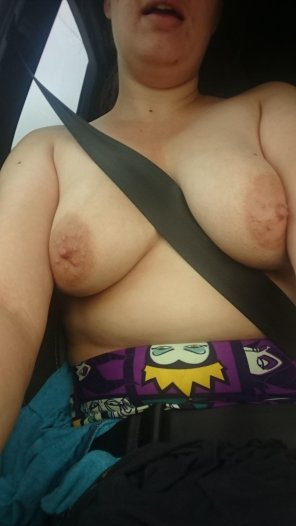 amateur photo Out running errands. Thought that I should introduce mysel[F]