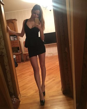amateur photo Long Legs