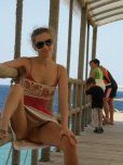 amateur photo What are you piering at