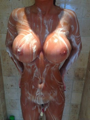 amateur photo Soapy