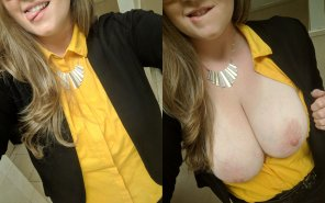 amateur photo Pro [f]essional work attire required