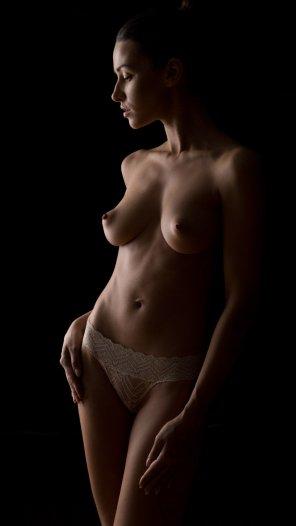 amateur photo Dark