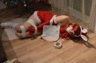 amateur photo Christmas present