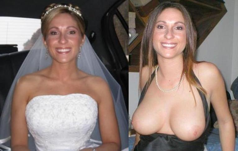 Amateur Wedding Porn - Wedding Gown Porn Photo - EPORNER