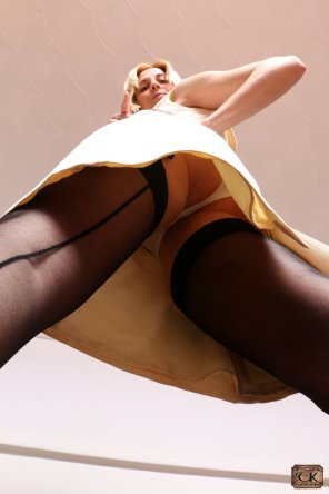 amateur photo POV Stockings