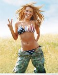 amateur photo Jessica Simpson Happy 4th of July Everyone!