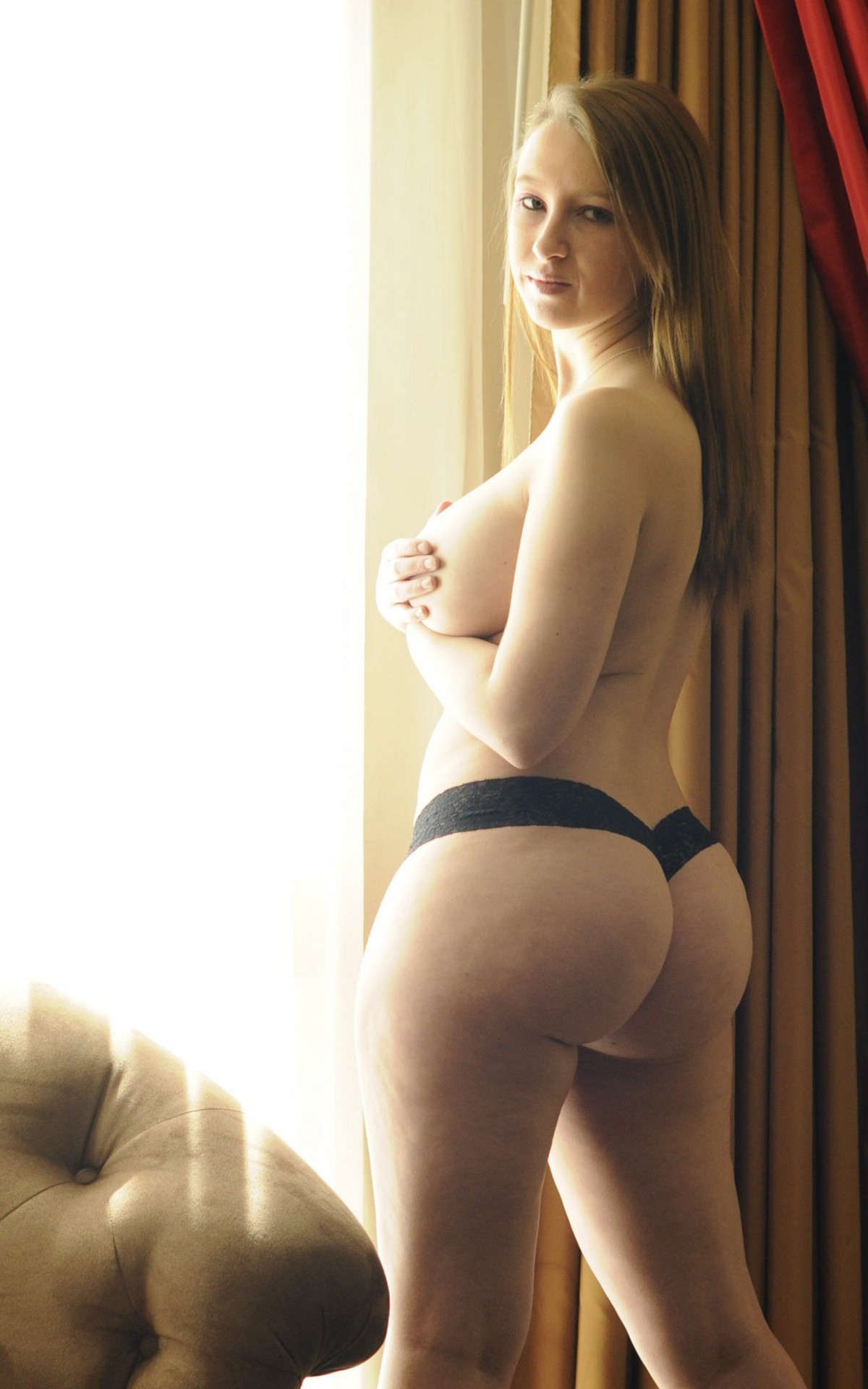 Curvy girl thick perfect