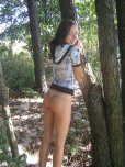 amateur photo Petite russian girl bottomless