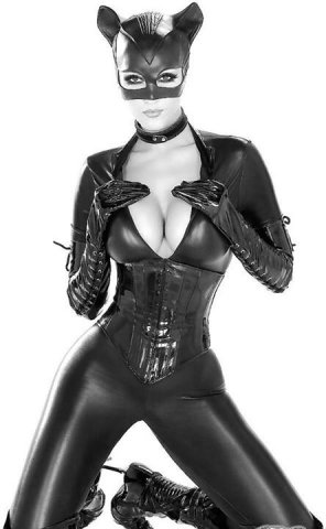 amateur photo Catwoman Cosplay