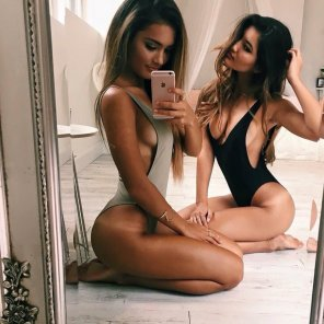 amateur photo Sexy Duo