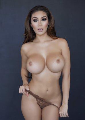 amateur photo Ashley Lucero 's Enormous Tits