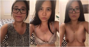 amateur photo Cute asian