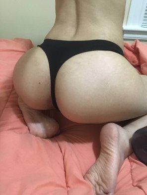 amateur photo I hope you like my tiny butt