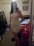 amateur photo my new clubbing outfit. Hate panty lines so not wearing any :P