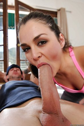 amateur photo Allie Haze