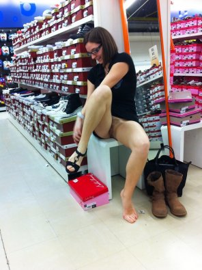 amateur photo Shoes. Women never have too many.