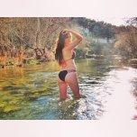 amateur photo River Girl