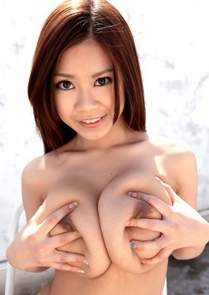 amateur photo Ria Sakuragi seems to have some really soft ones