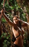amateur photo Warrior girl