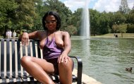 amateur photo Ebony milf