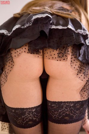 amateur photo maid bending over for you