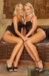amateur photo Meliza Carranza and Dorina