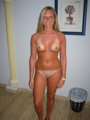 amateur photo PictureBeautiful Tanlines...