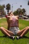 amateur photo Enjoying the sun