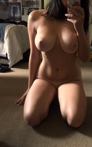 amateur photo Incredible woman