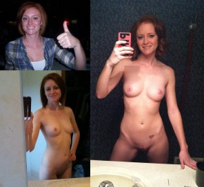 amateur photo Tits exposed