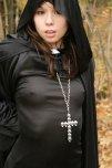 amateur photo Little black riding hood