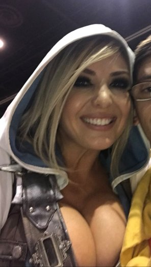 amateur photo Jessica Nigri