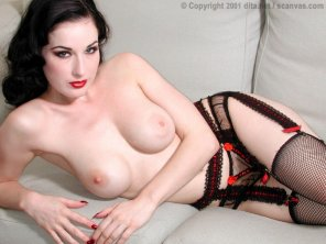 amateur photo Dita