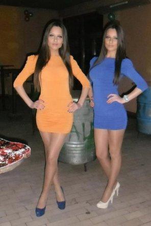 amateur photo Tight Dresses