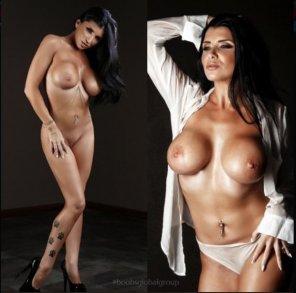 amateur photo black woman huge boobs