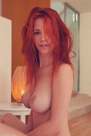 amateur photo The beauty of redheads
