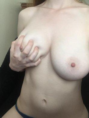 amateur photo Pale Boobs