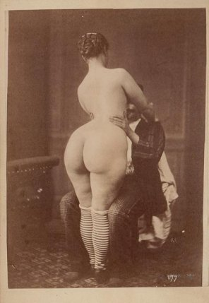amateur photo Old school booty