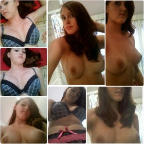 amateur photo cute busty self shooter on/off