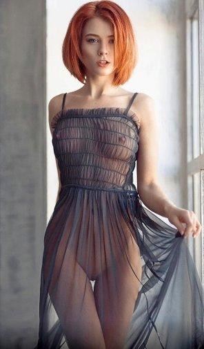 amateur photo Excellent dress