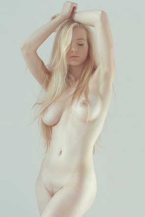 amateur photo This pale hottie