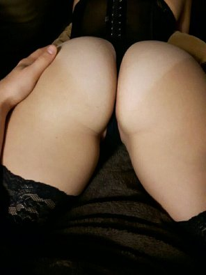 amateur photo My Wife's Gorgeous Booty